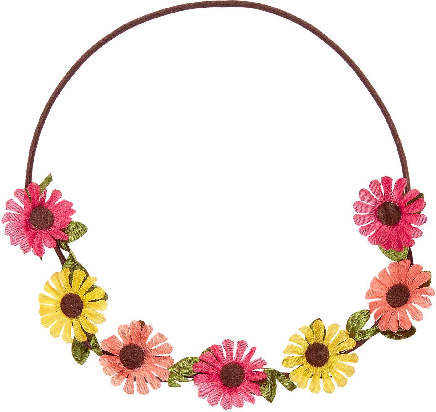 Hawaii bloemen hoofdband