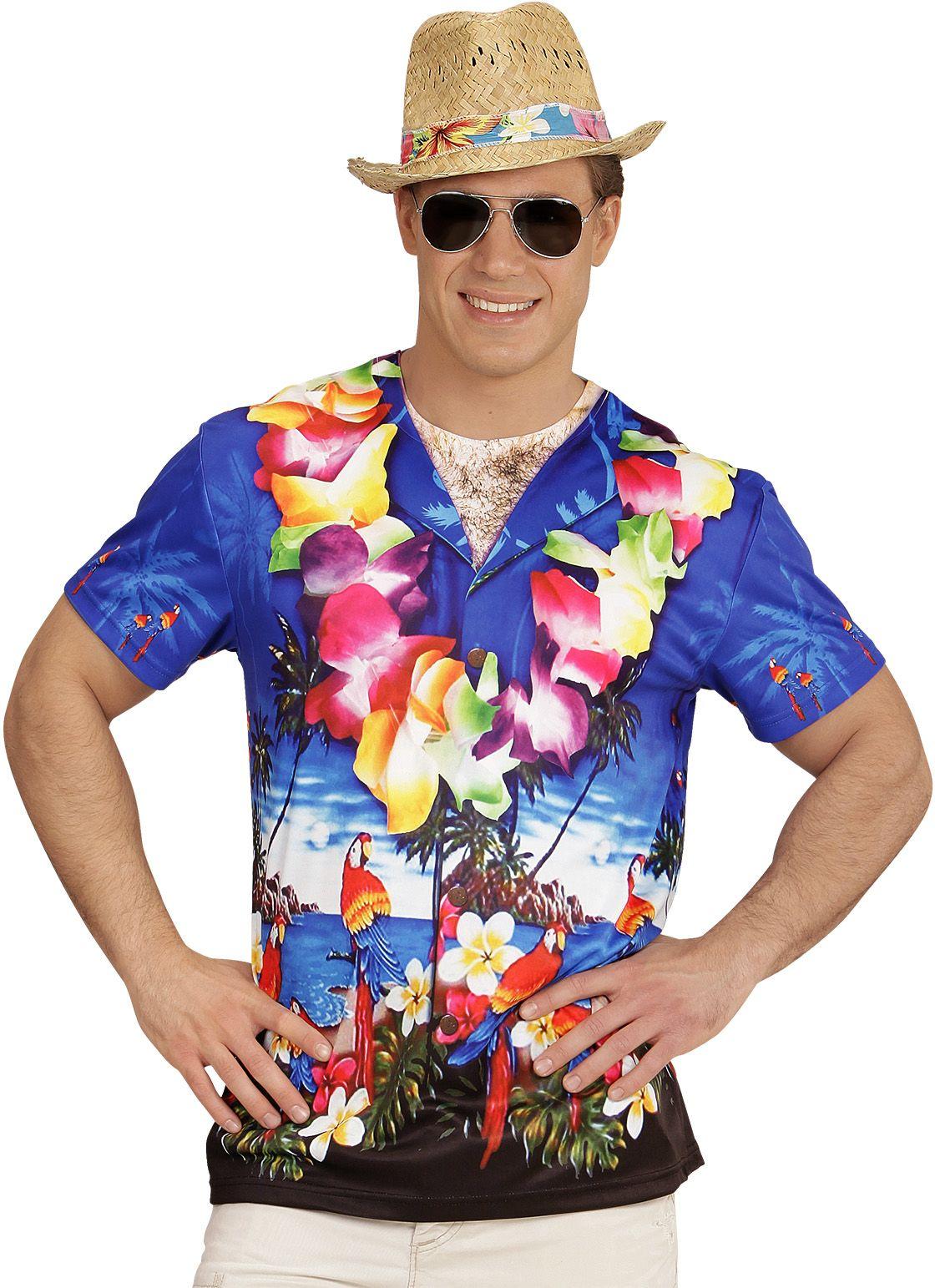 Hawaii blouse t-shirt
