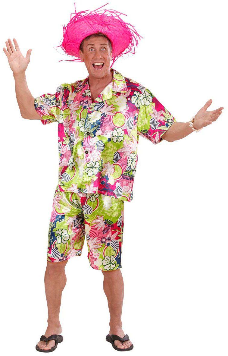 Hawaii heren kostuum