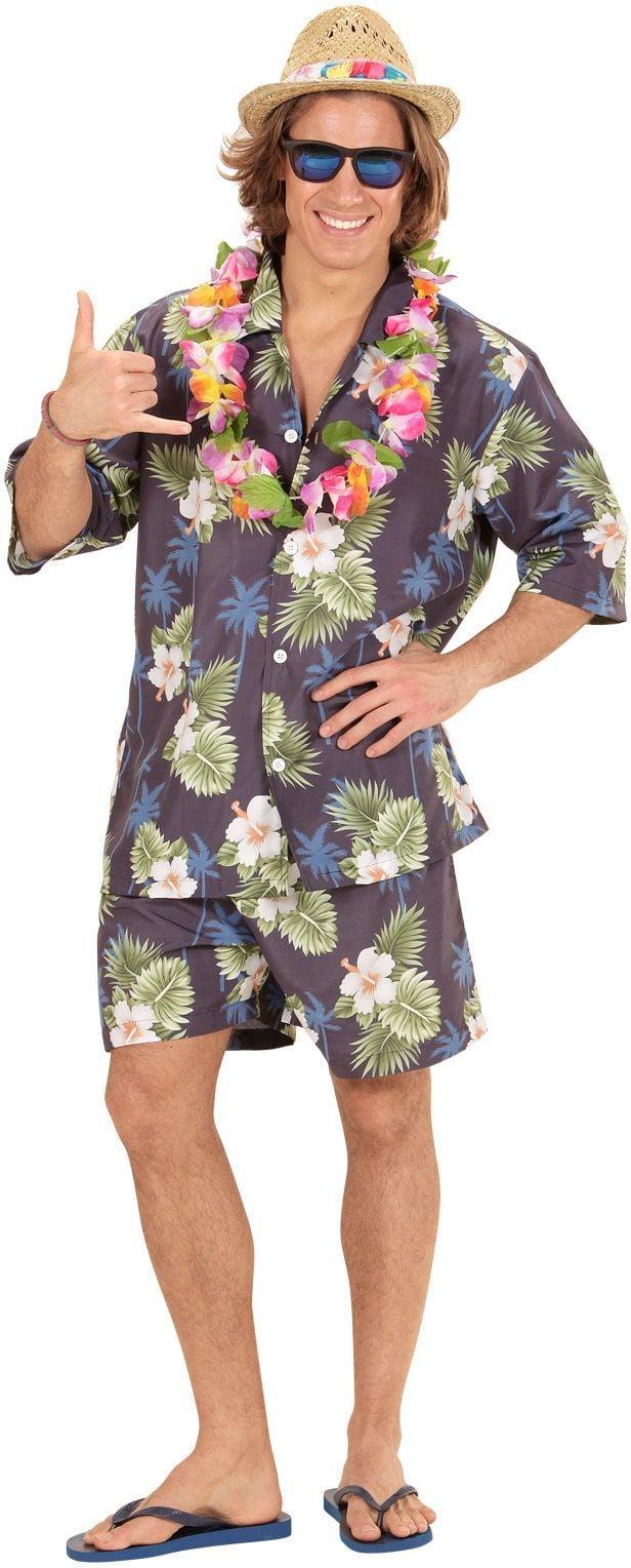 Hawaiiaanse outfit