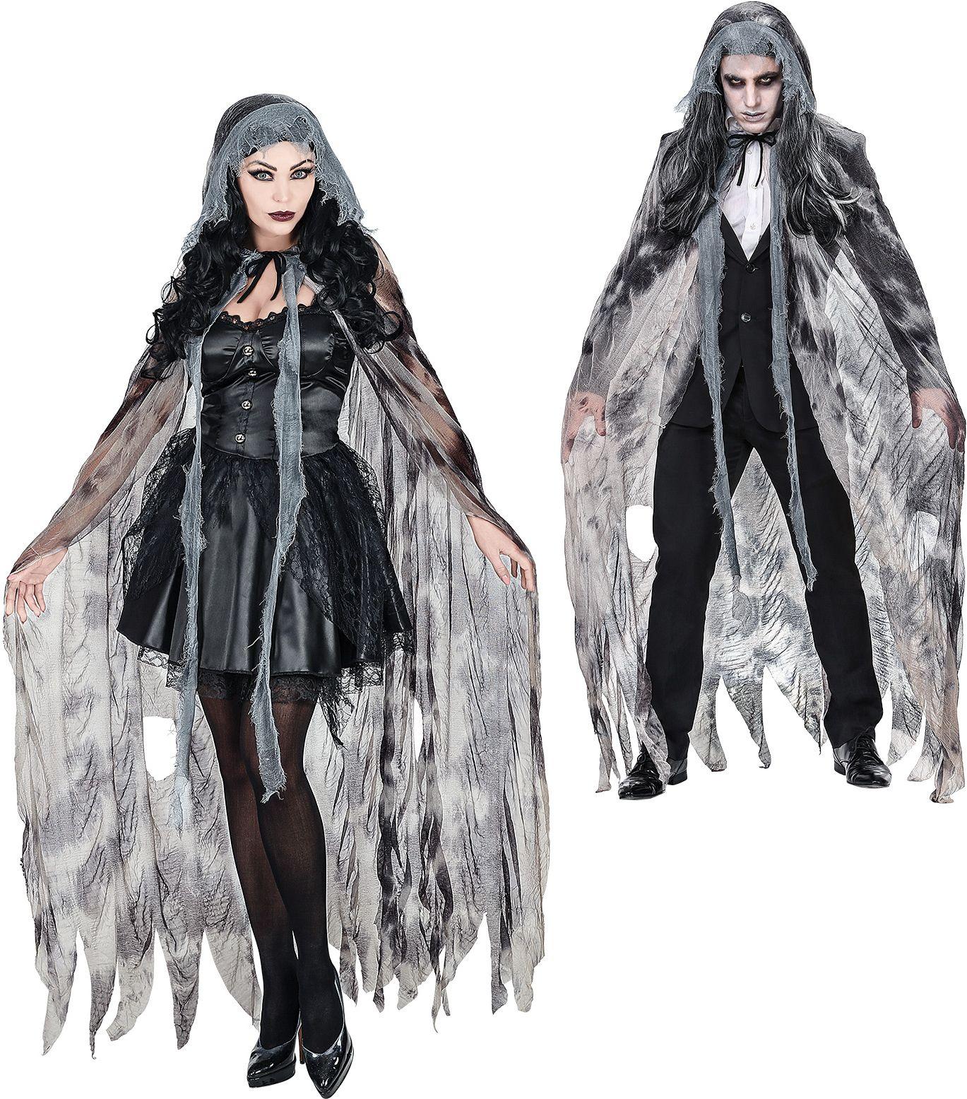Heks cape halloween