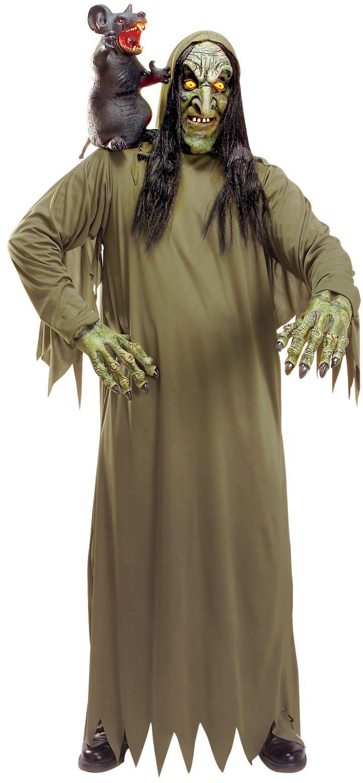 Heksen kleding