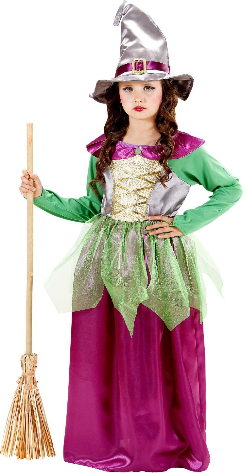 Heksen meisjes outfit