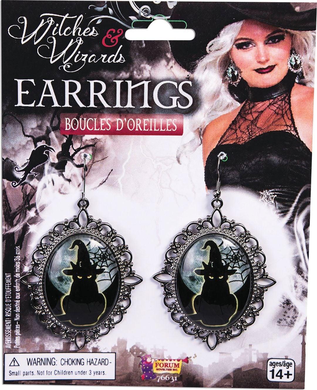Heksen oorbellen