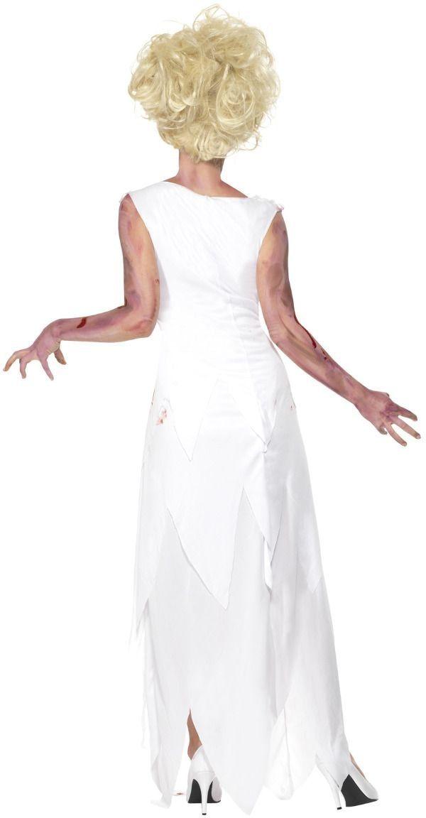 High school prom queen zombie kostuum