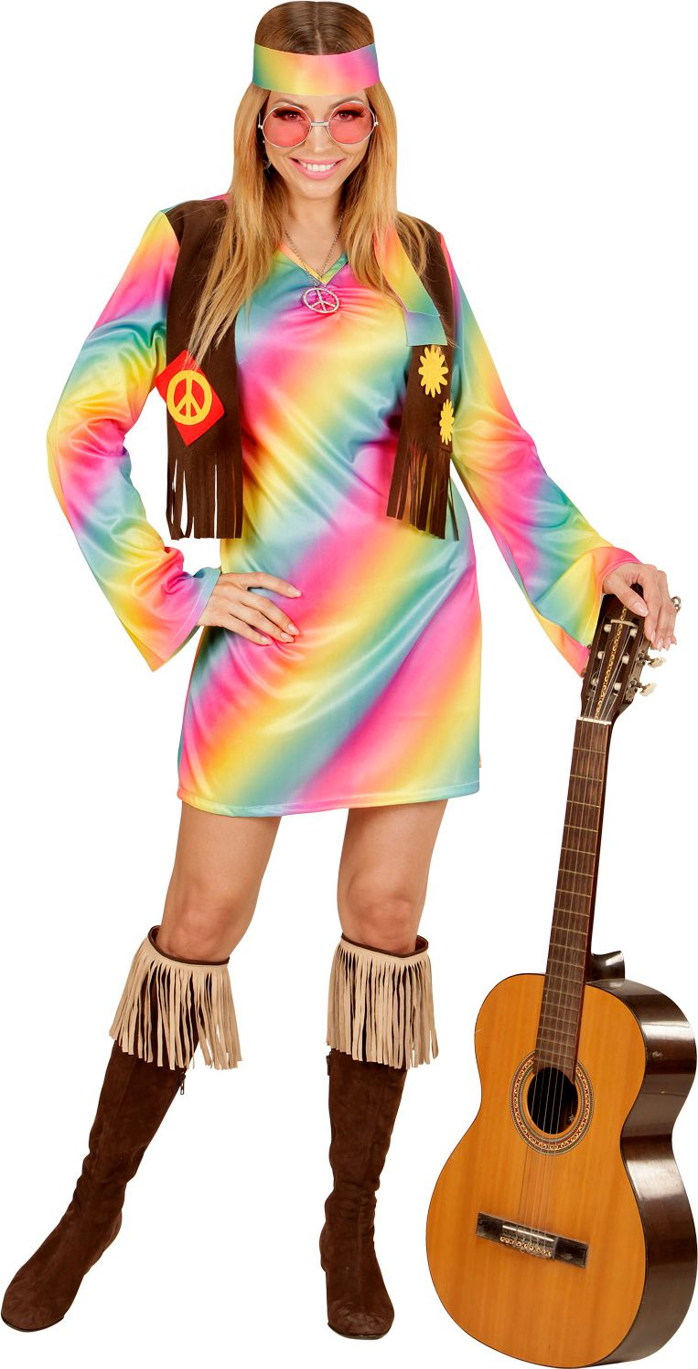 Hippe kostuum dames