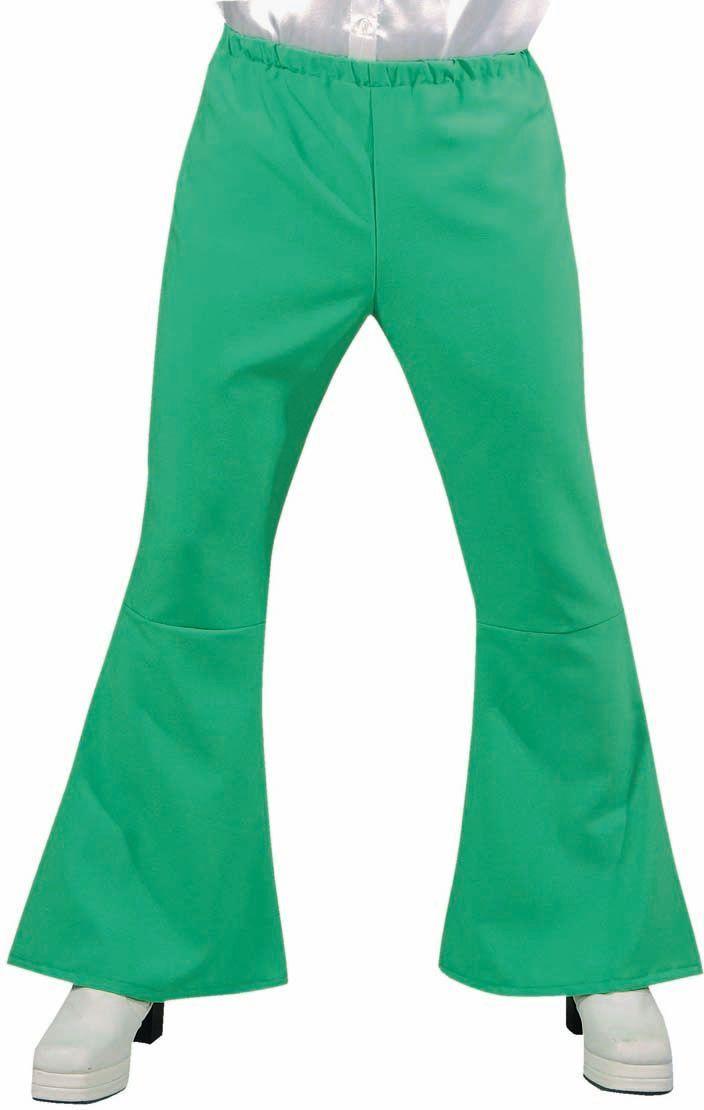 Hippie broek groen