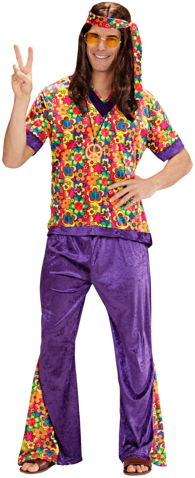 Hippie Dude Fluweel