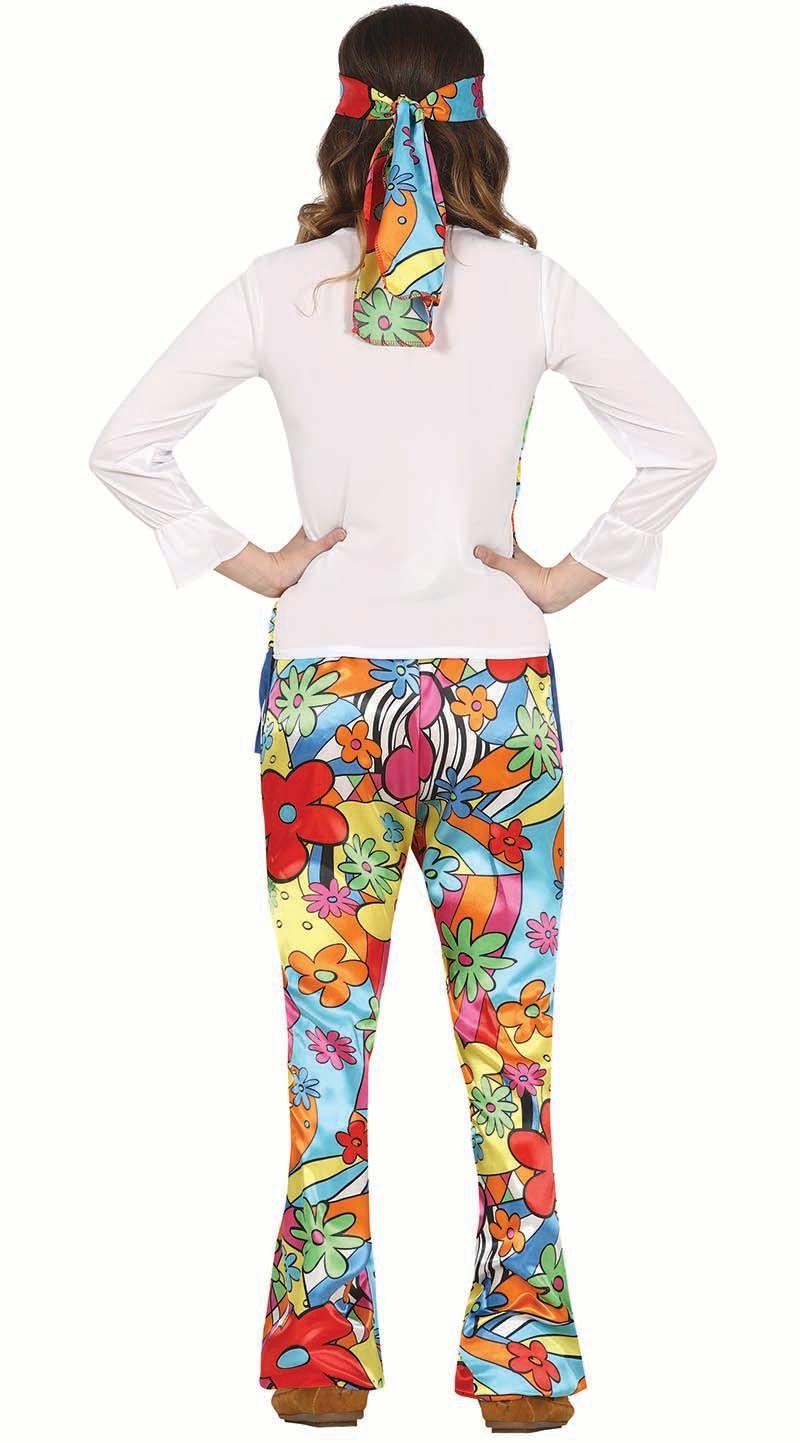 Hippie kostuum kind