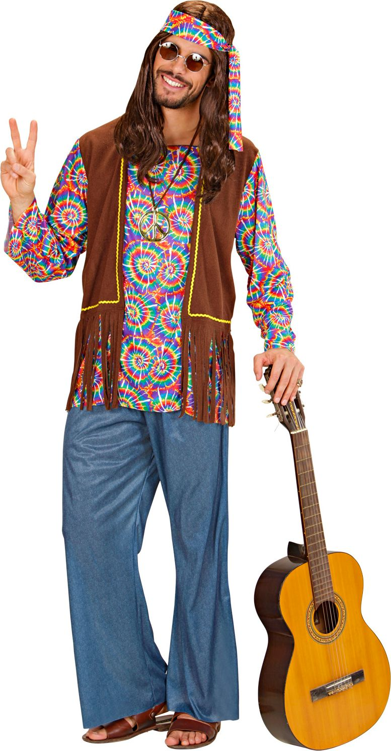 Hippie Psychedelisch
