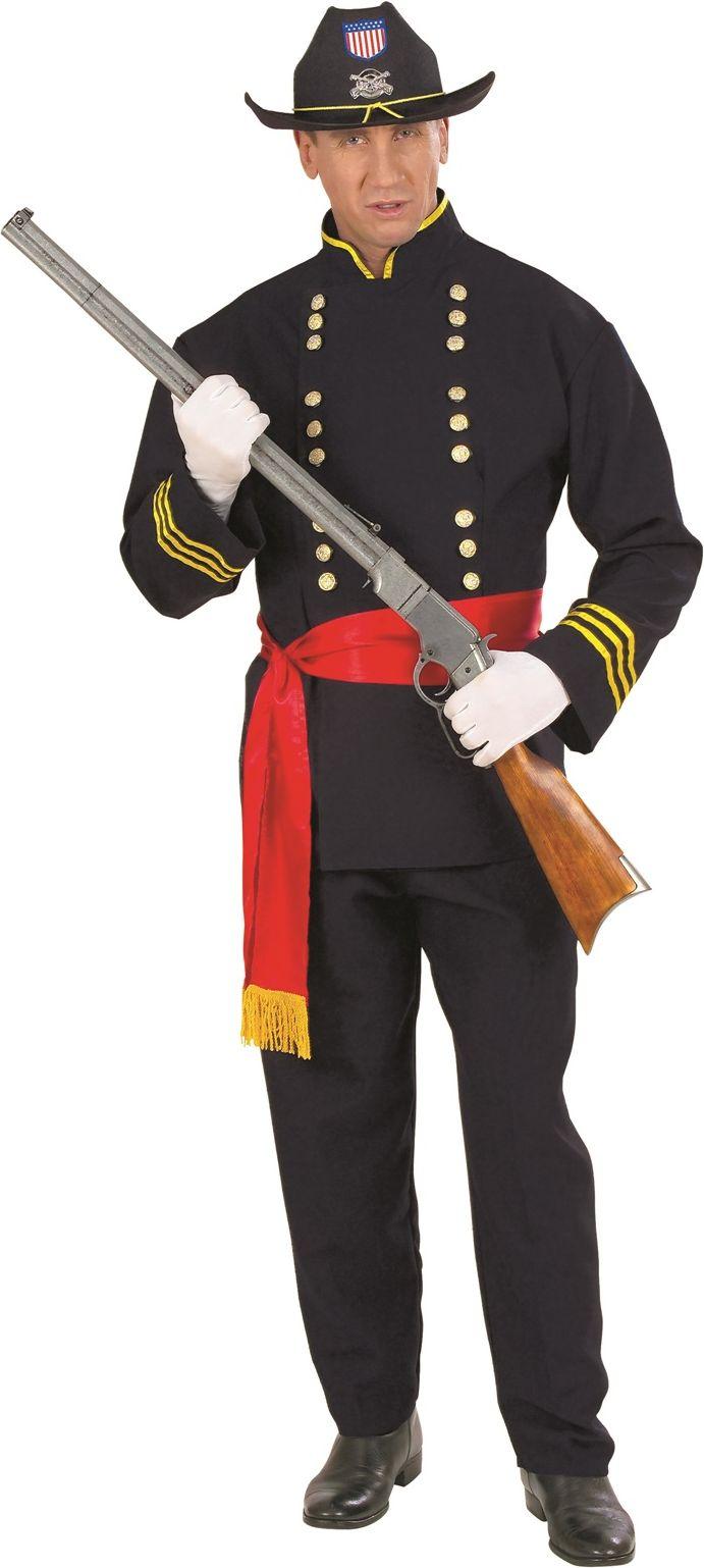 Historisch Amerikaanse Generaal kostuum