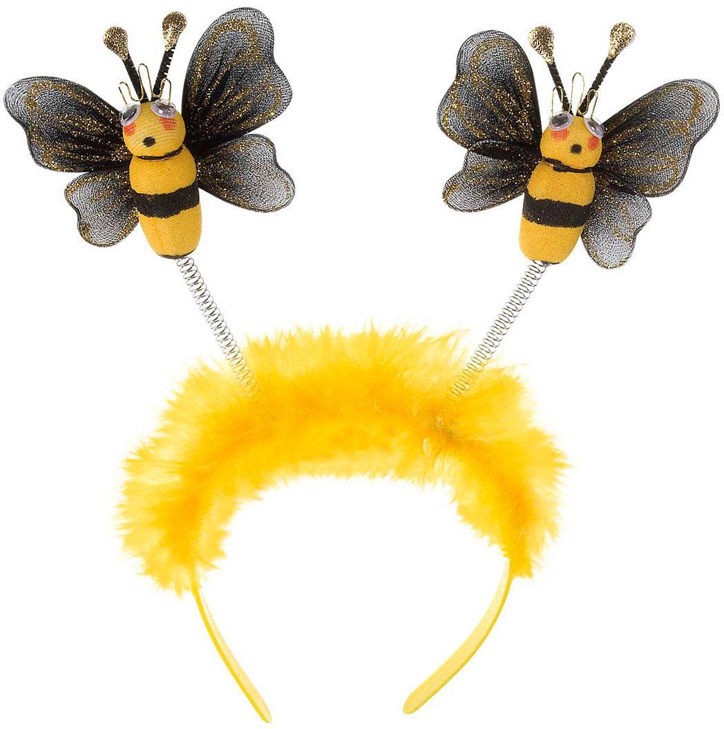 Hoofdband met bijtjes