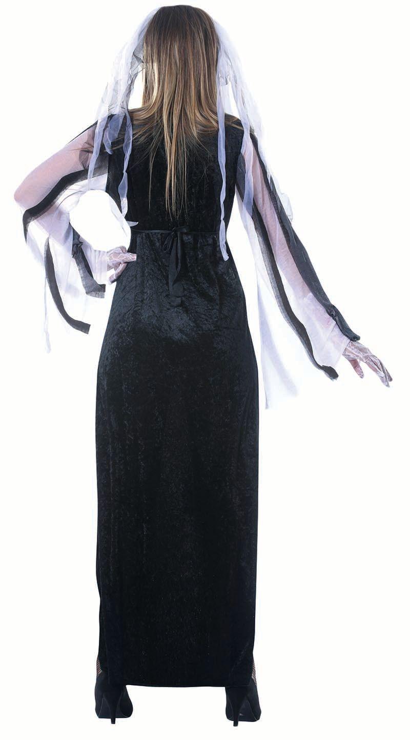 Horror bruid jurk dames