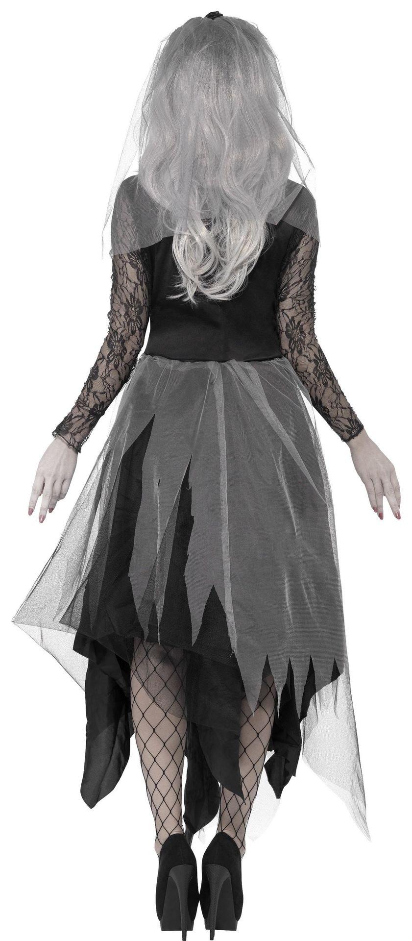 Horror bruidsjurk