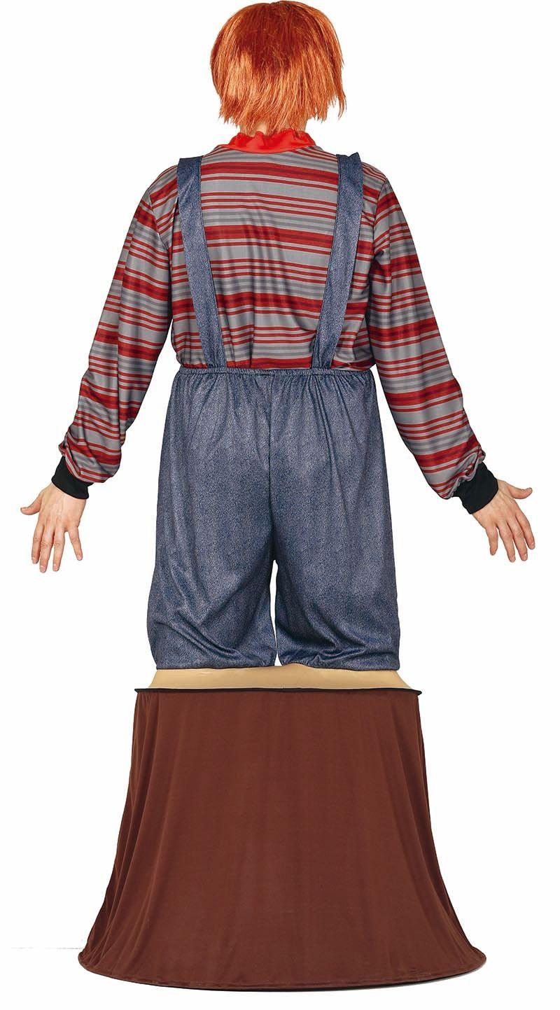 Horror Chucky kostuum