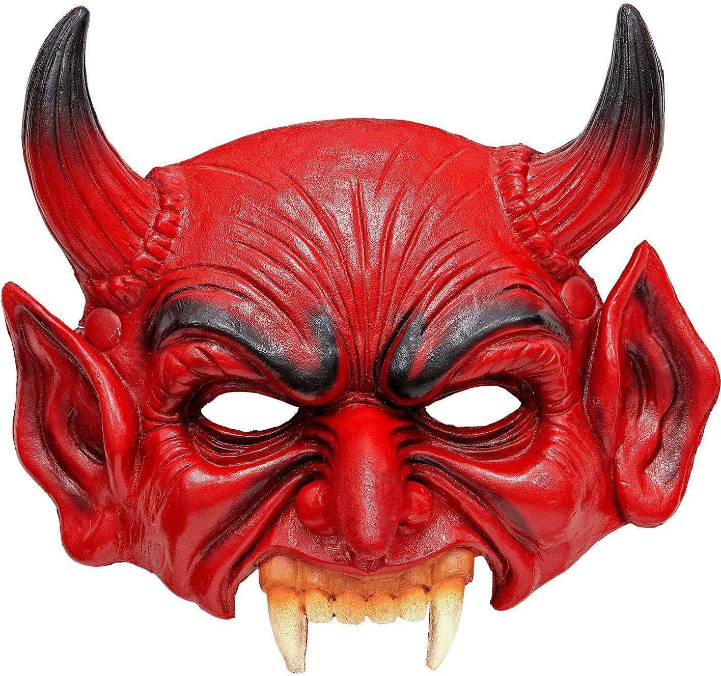 Horror duivel masker