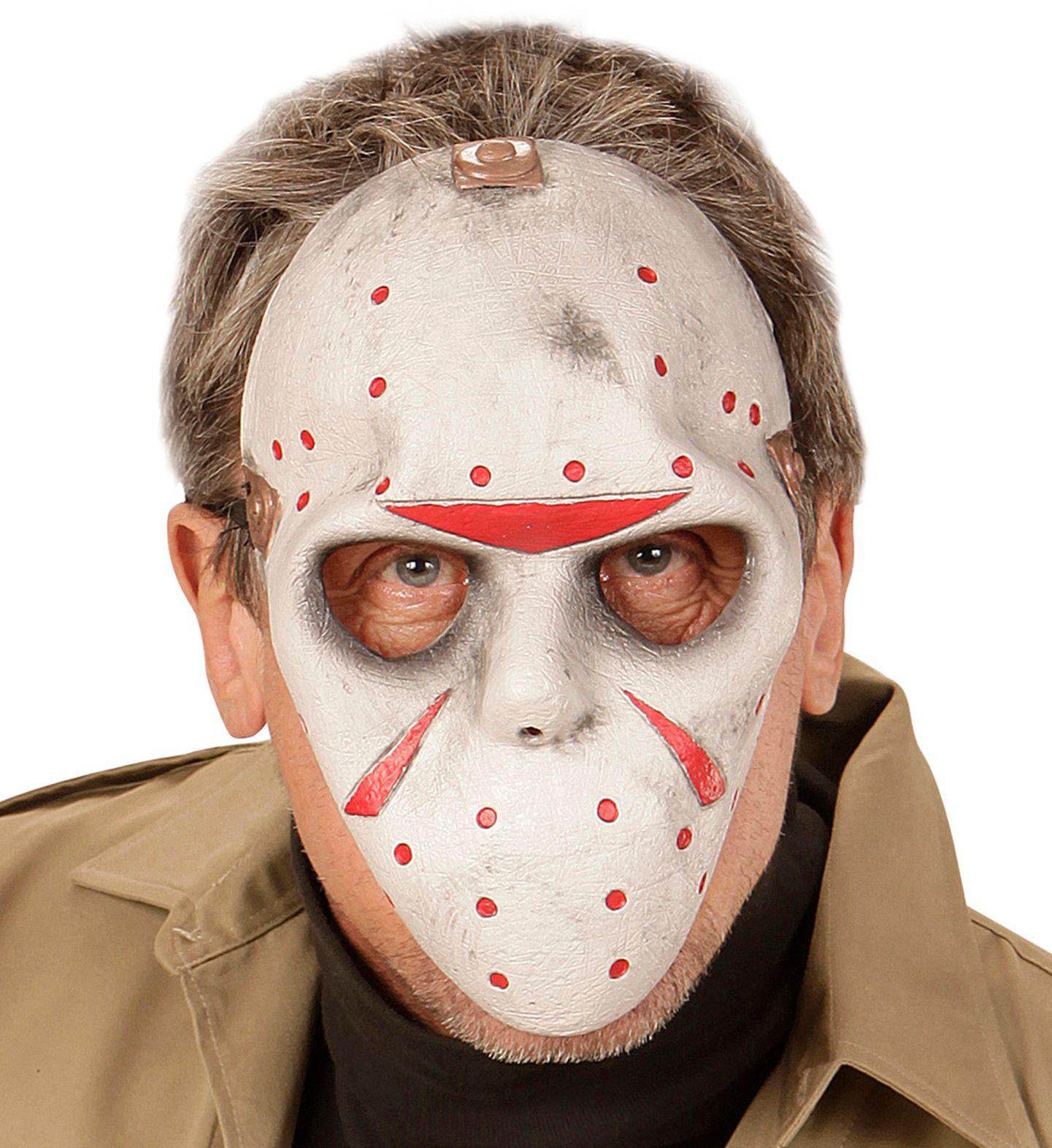 Horror hockey masker