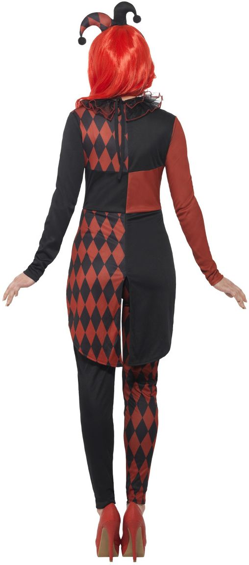 Horror nar kostuum dames