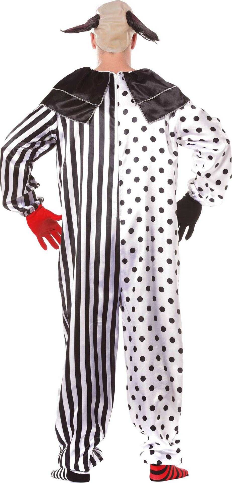 Horror pierrot onesie