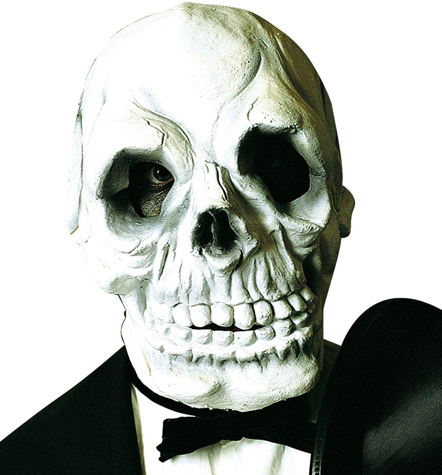 Horror schedel masker