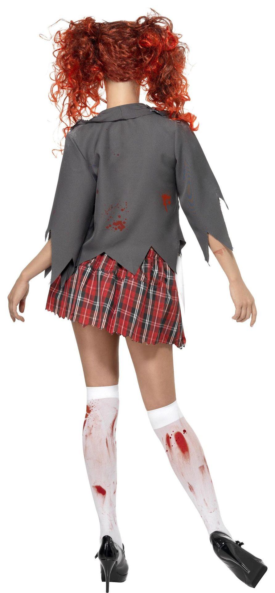 Horror schoolmeisje