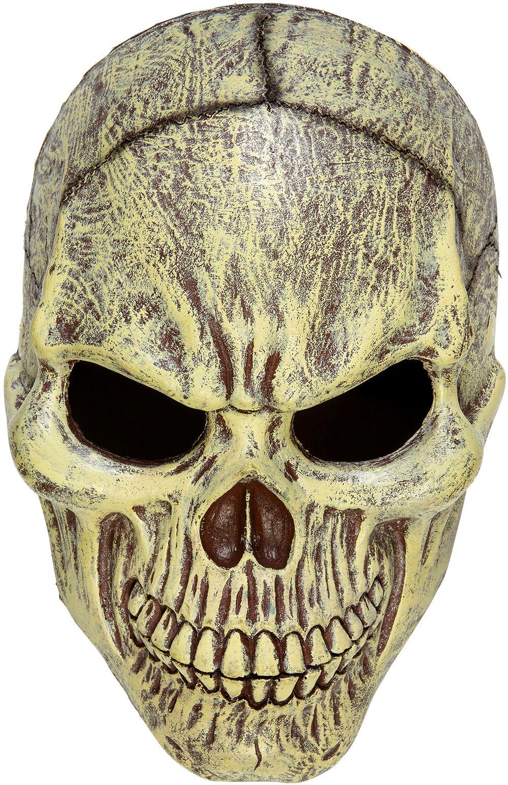 Horror skelet masker