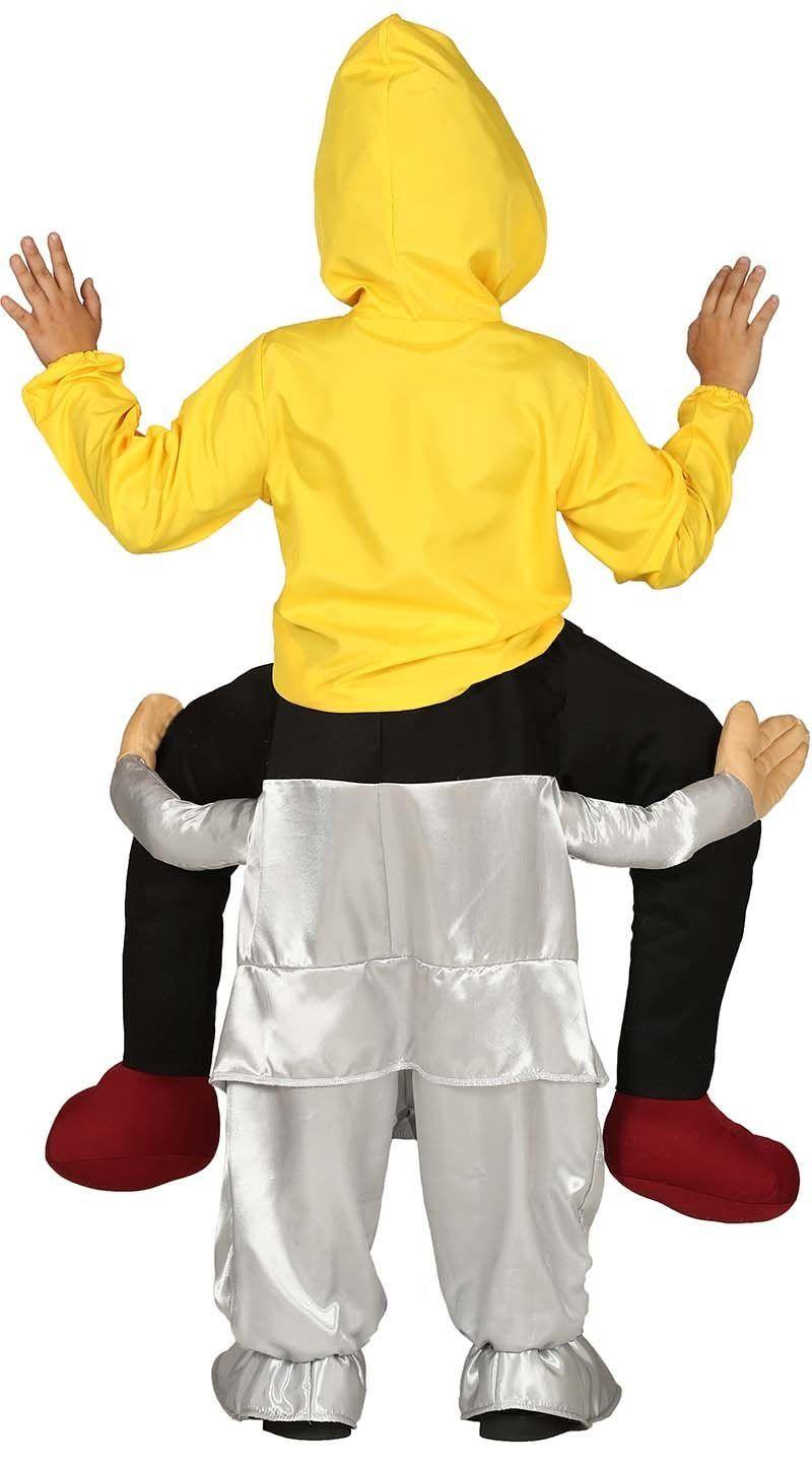 Horrorclown carry me kostuum