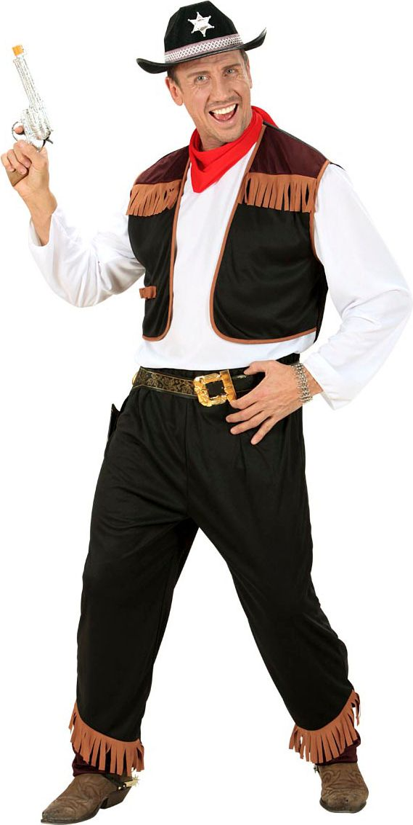 Howdy Cowboy kostuum