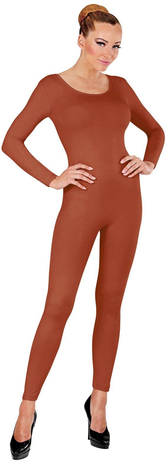 Huidskleur bodysuit