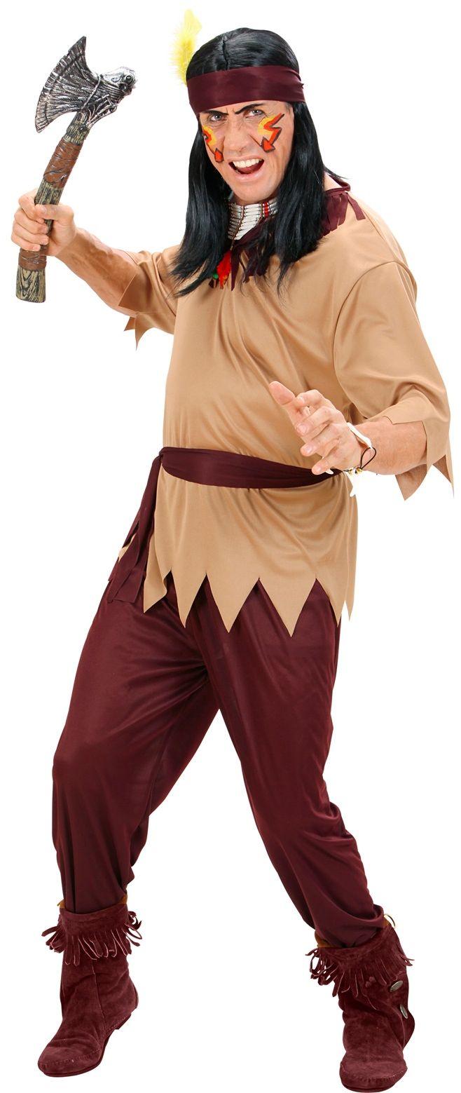 Indiaan Heren kostuum