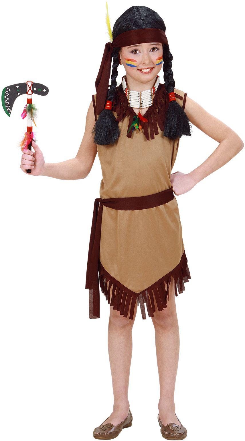 Indiaan Meisje Kostuum