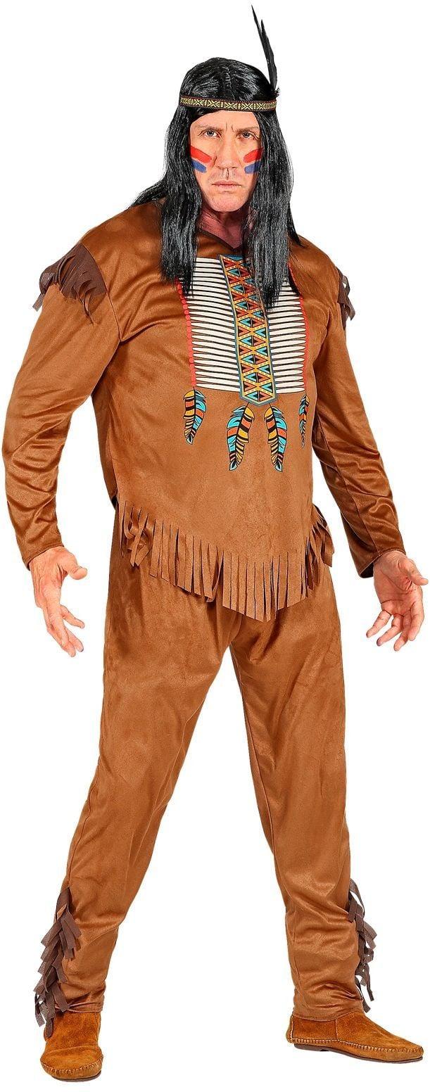 Indiaan outfit heren