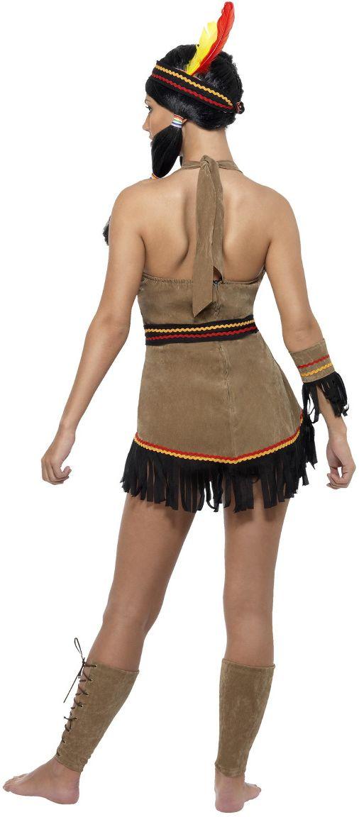 Indiaan western jurkje