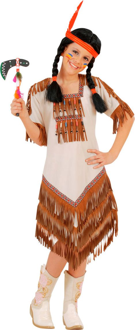 Indiaans meisje kostuum