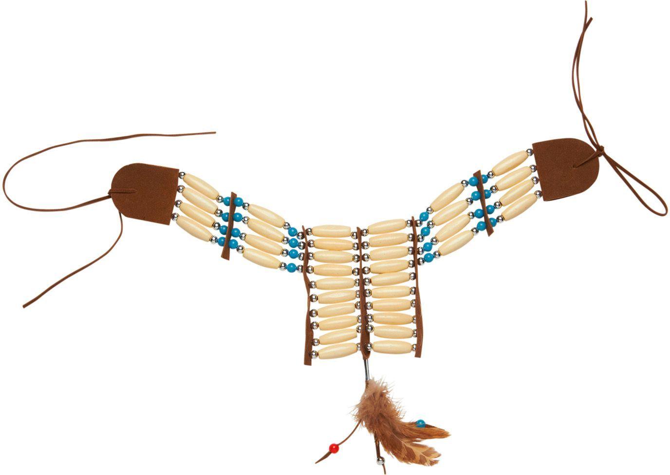 Indiaanse nekband