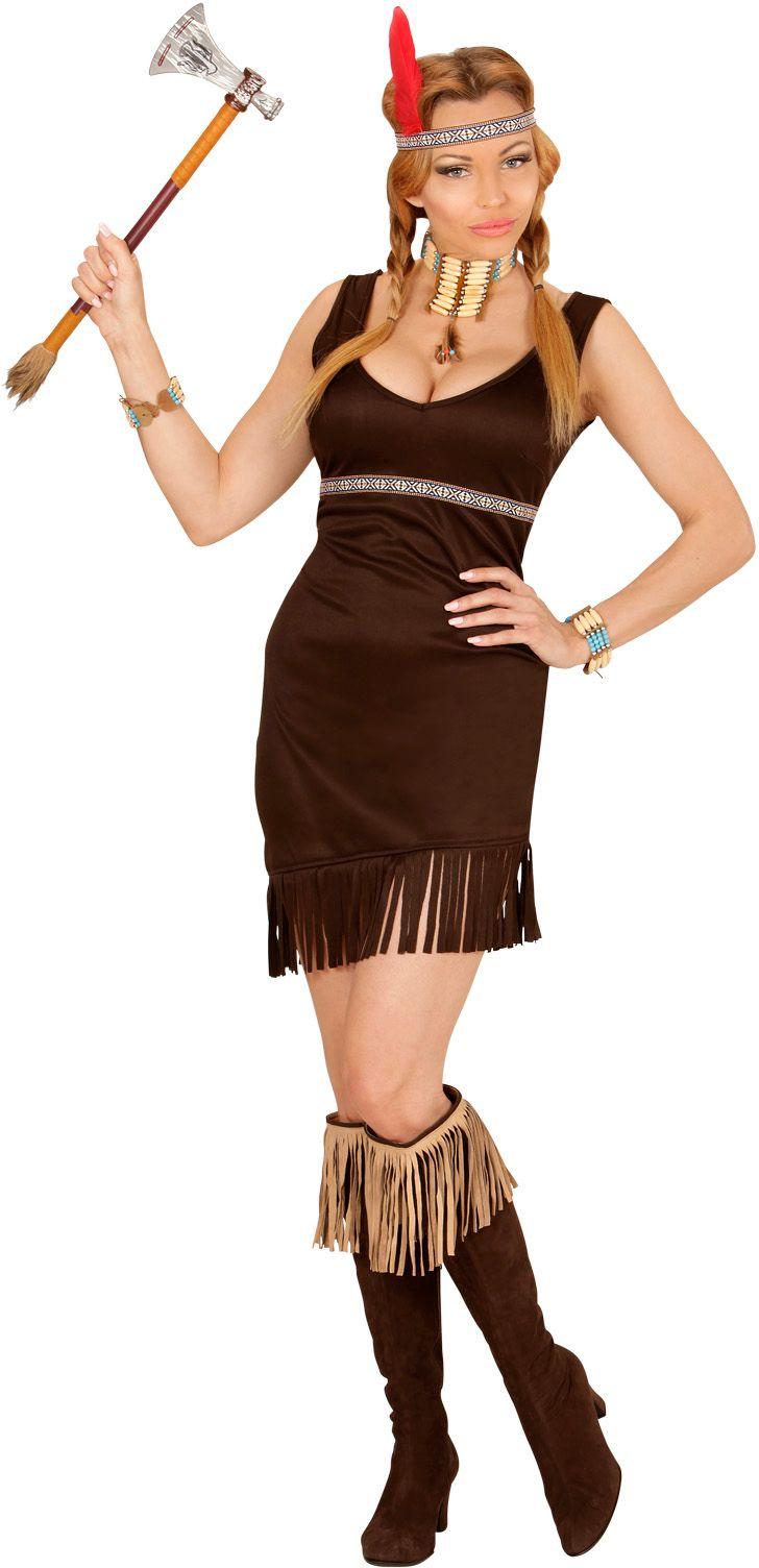 Indianen jurkje western