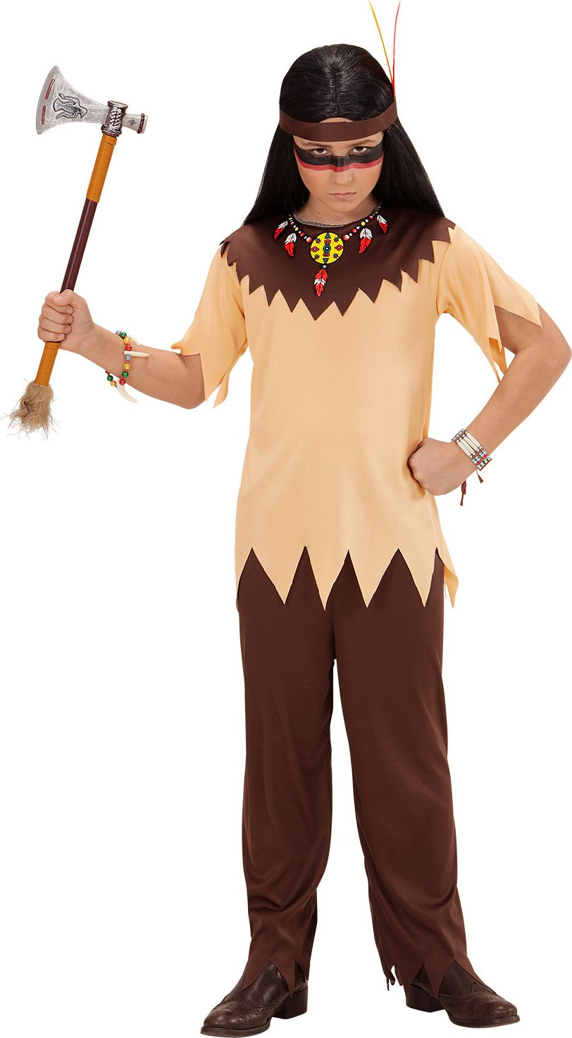 Indianen kleding kind