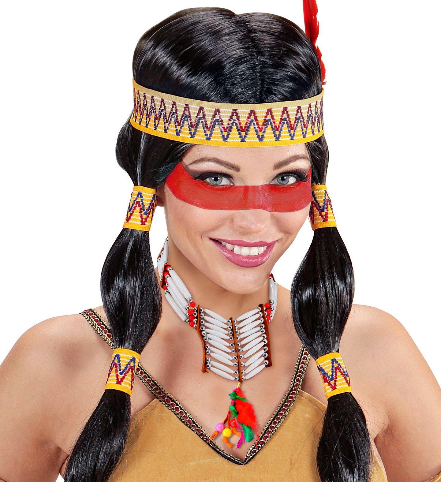 Indianen nekband