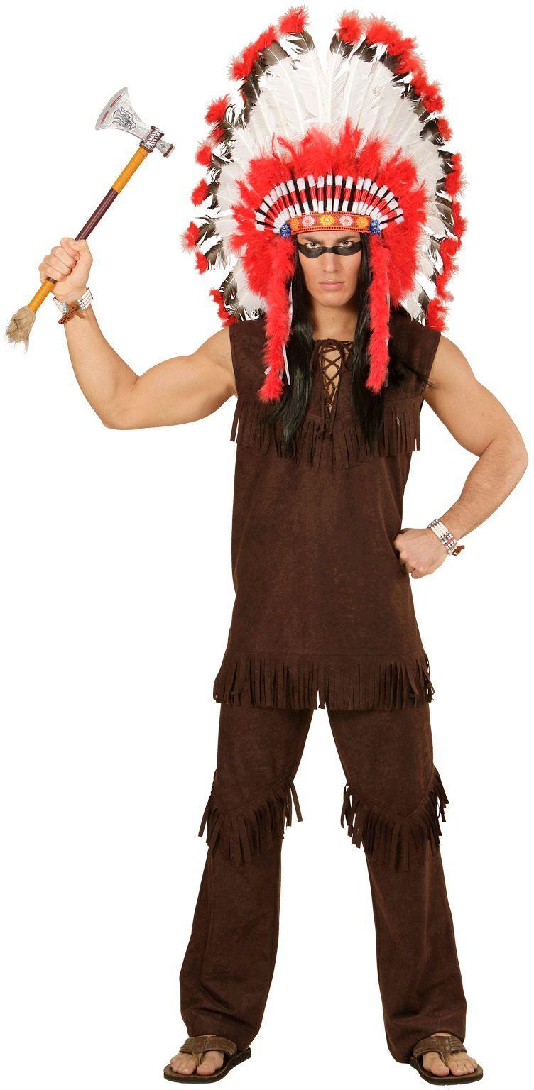Indianen outfit mannen