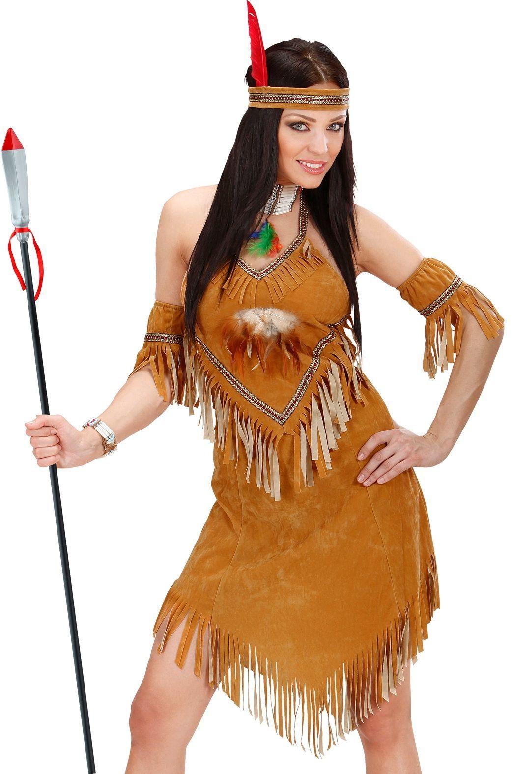 Indianen speer