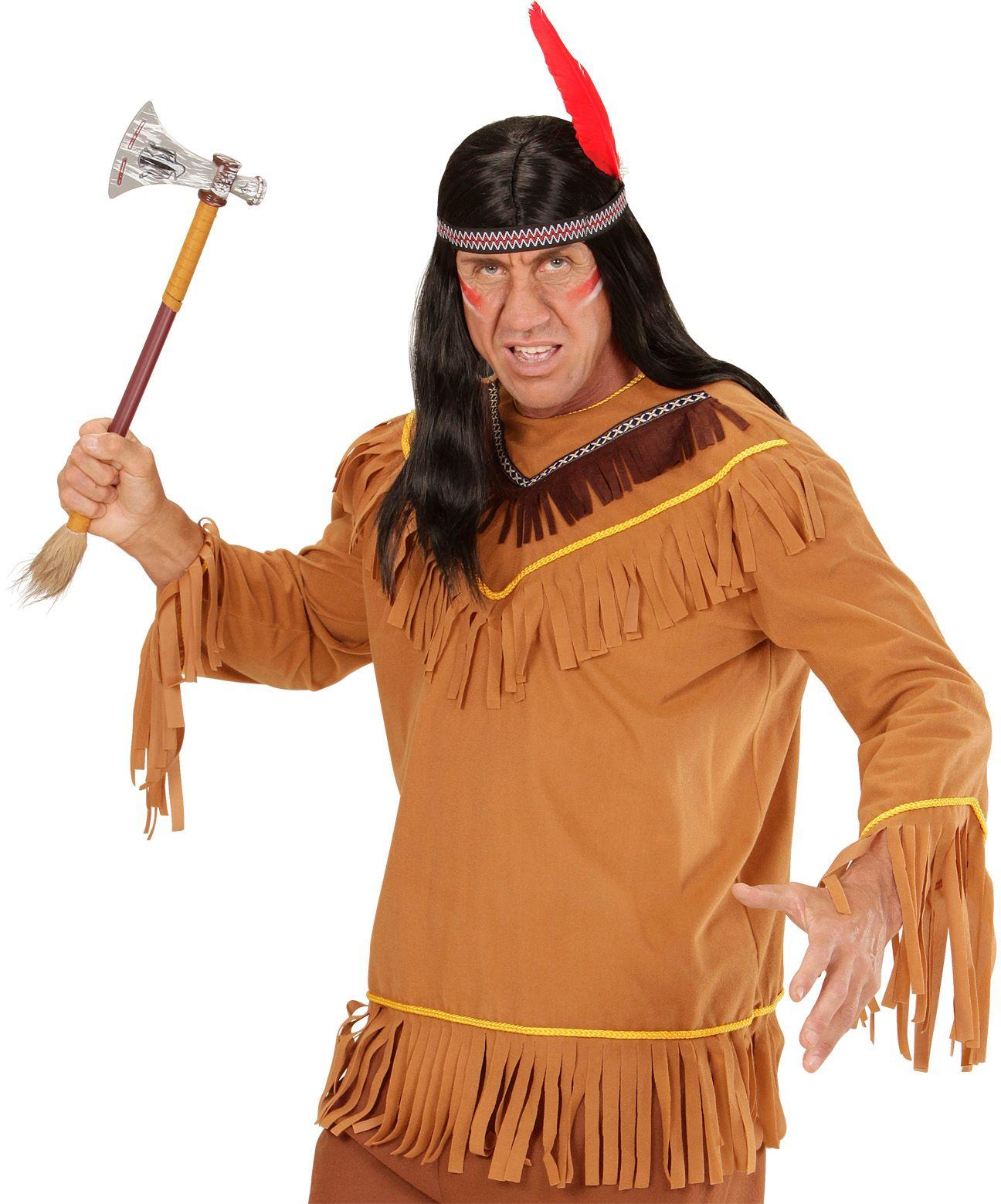 Indianen verkleedset