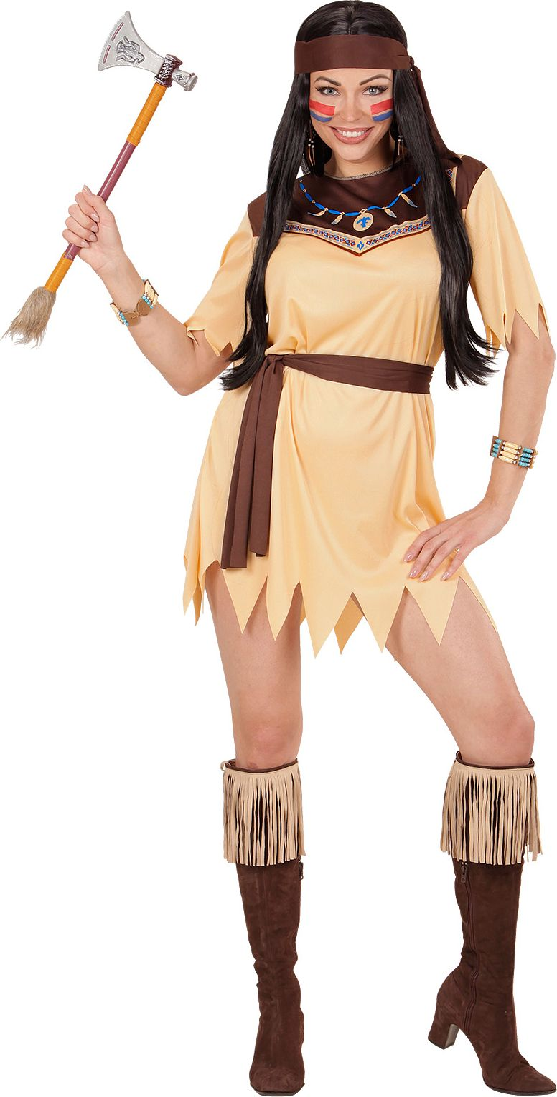 Indianenjurk dames