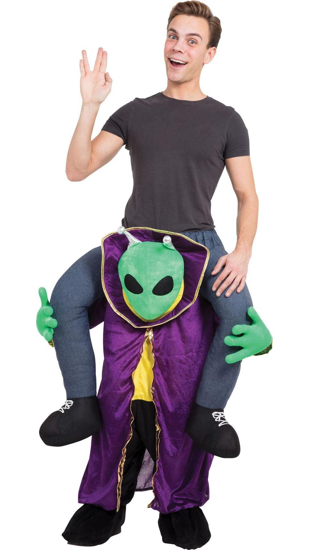 Instap alien kostuum