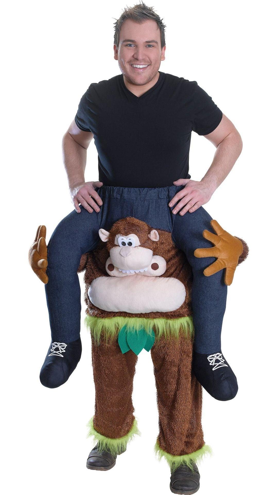 Instap apen kostuum