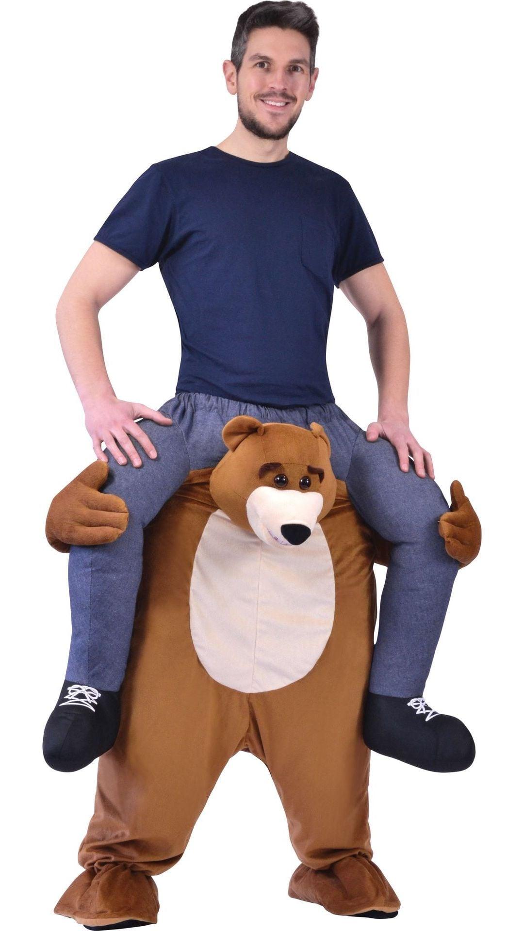Instap beren kostuum