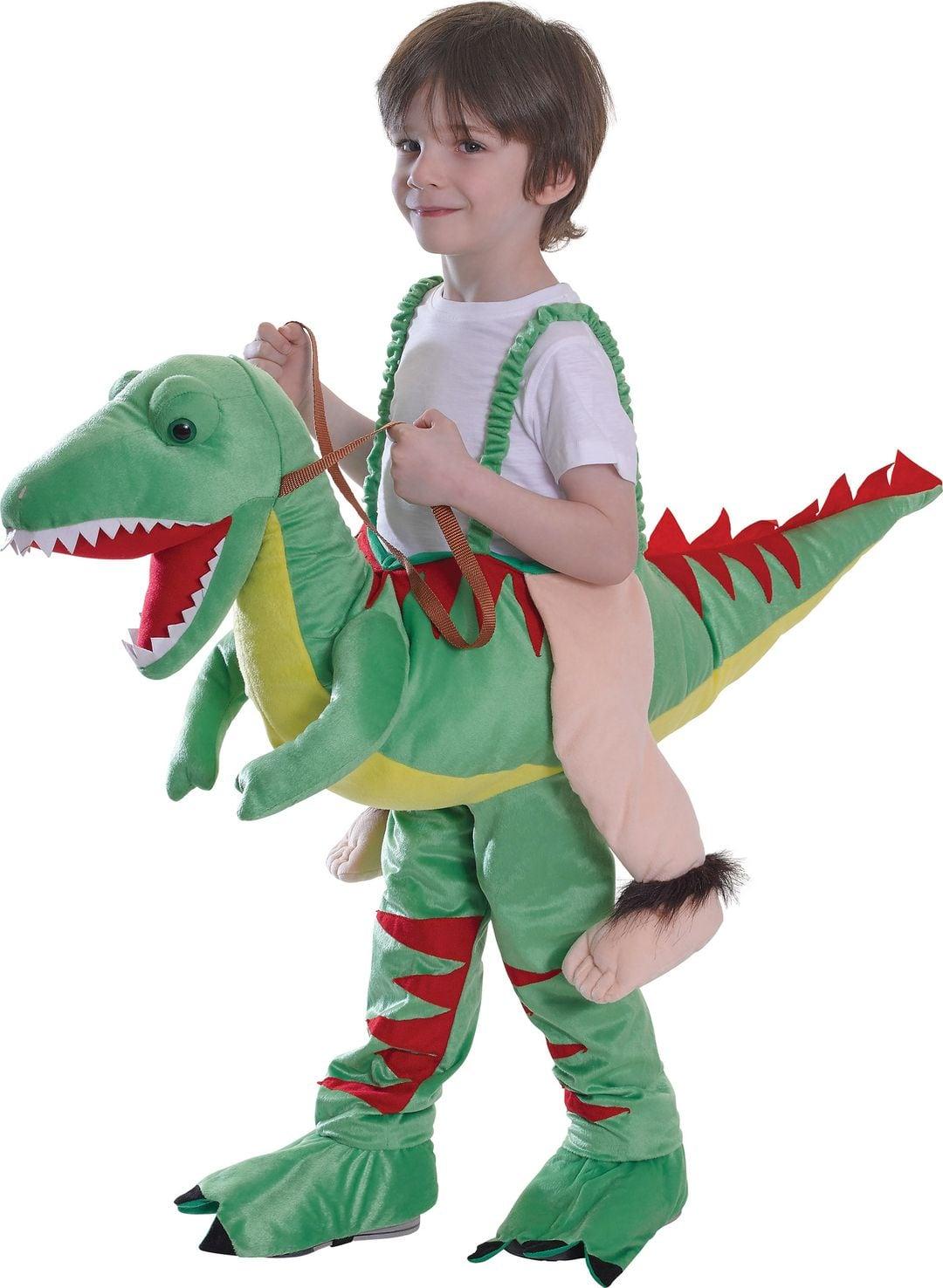 Instap dinosaurus kostuum kind