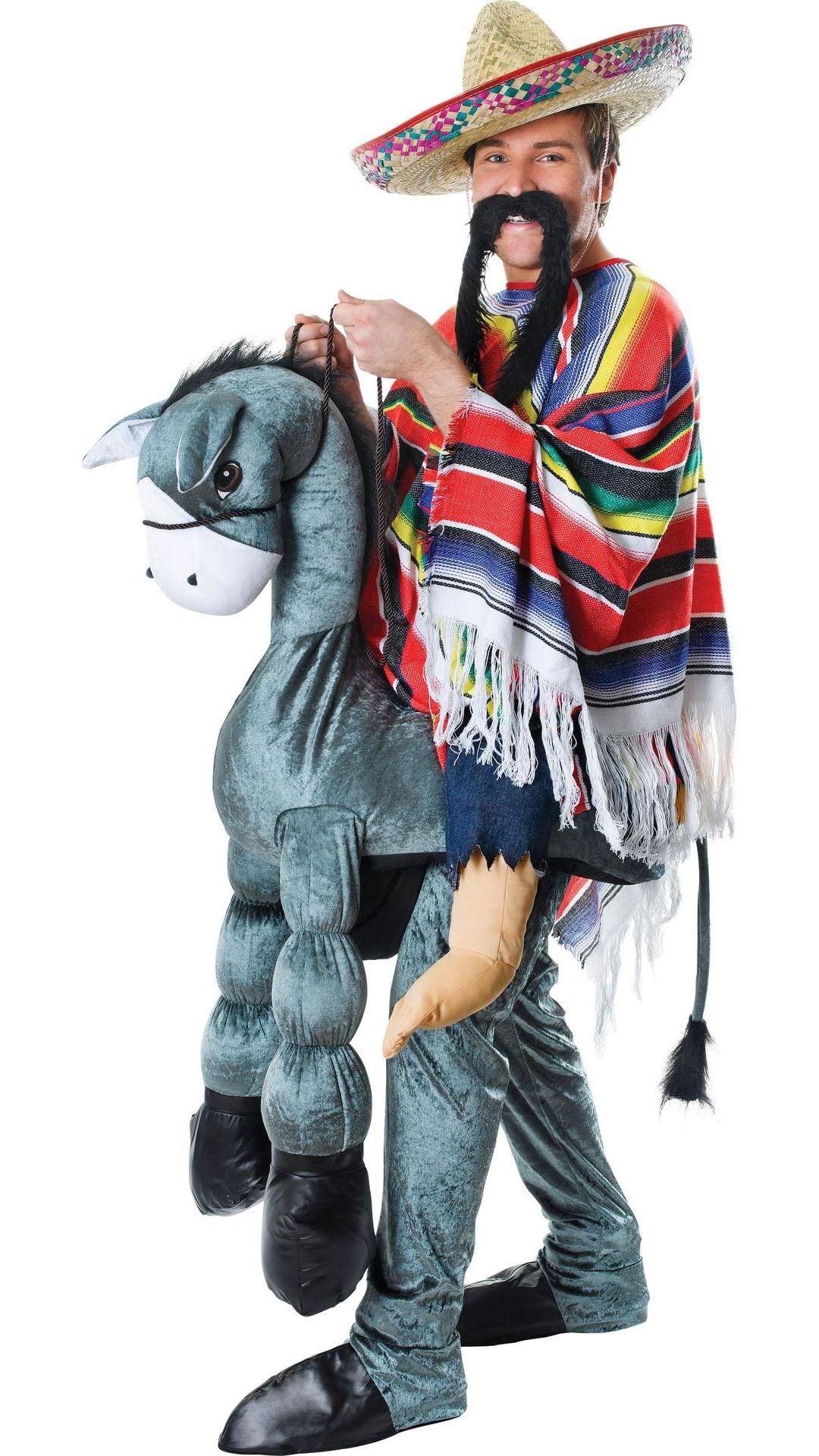 Instap ezel kostuum