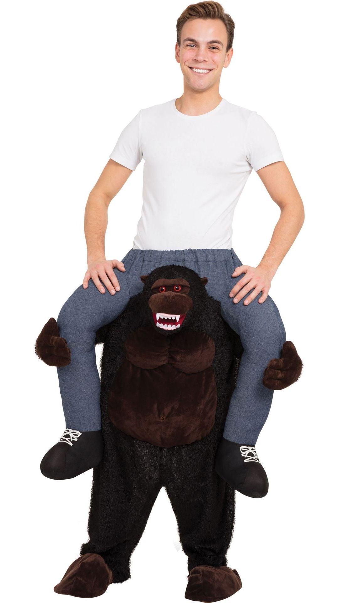 Instap gorilla kostuum
