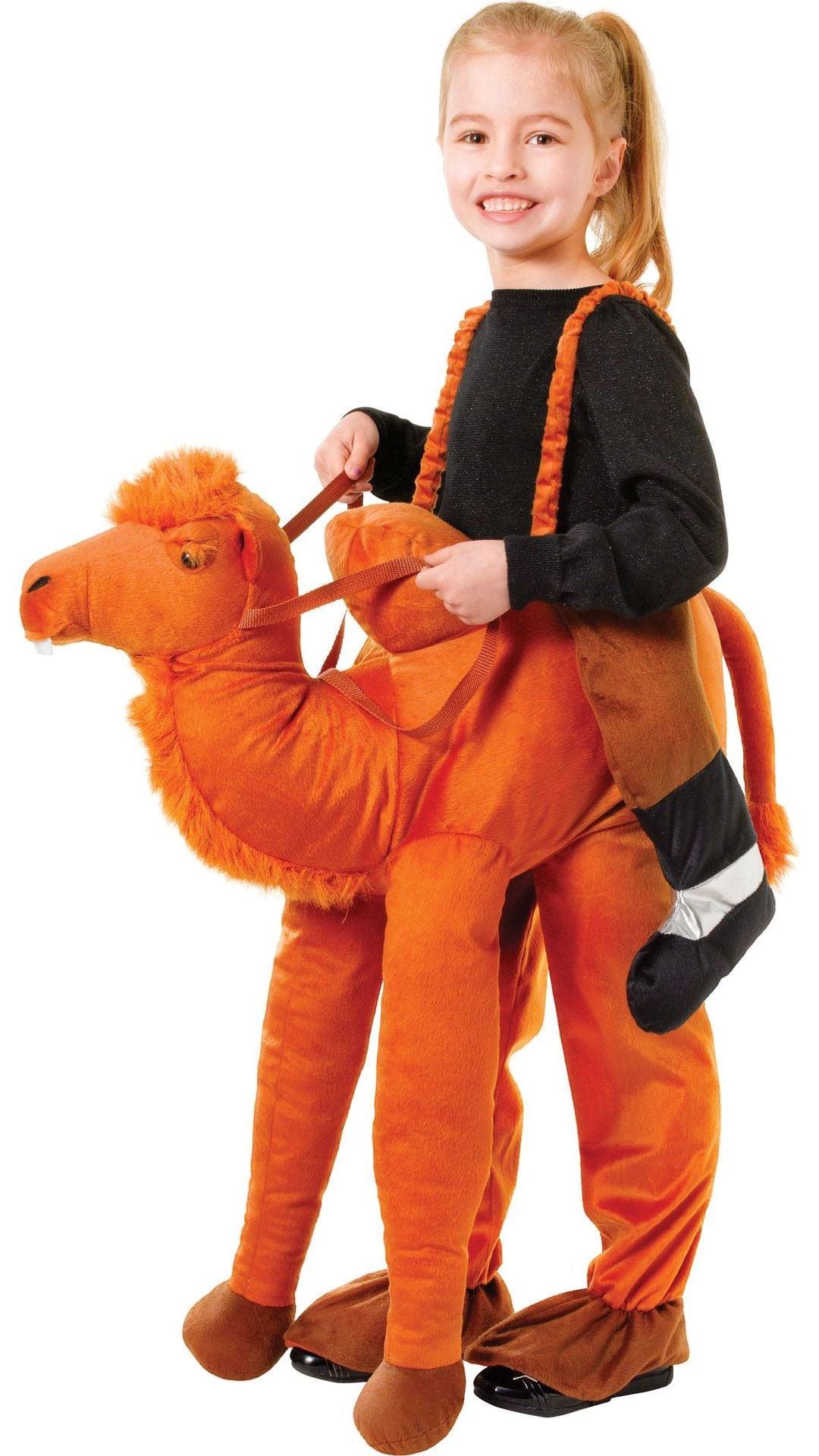 Instap kamelen kostuum kind