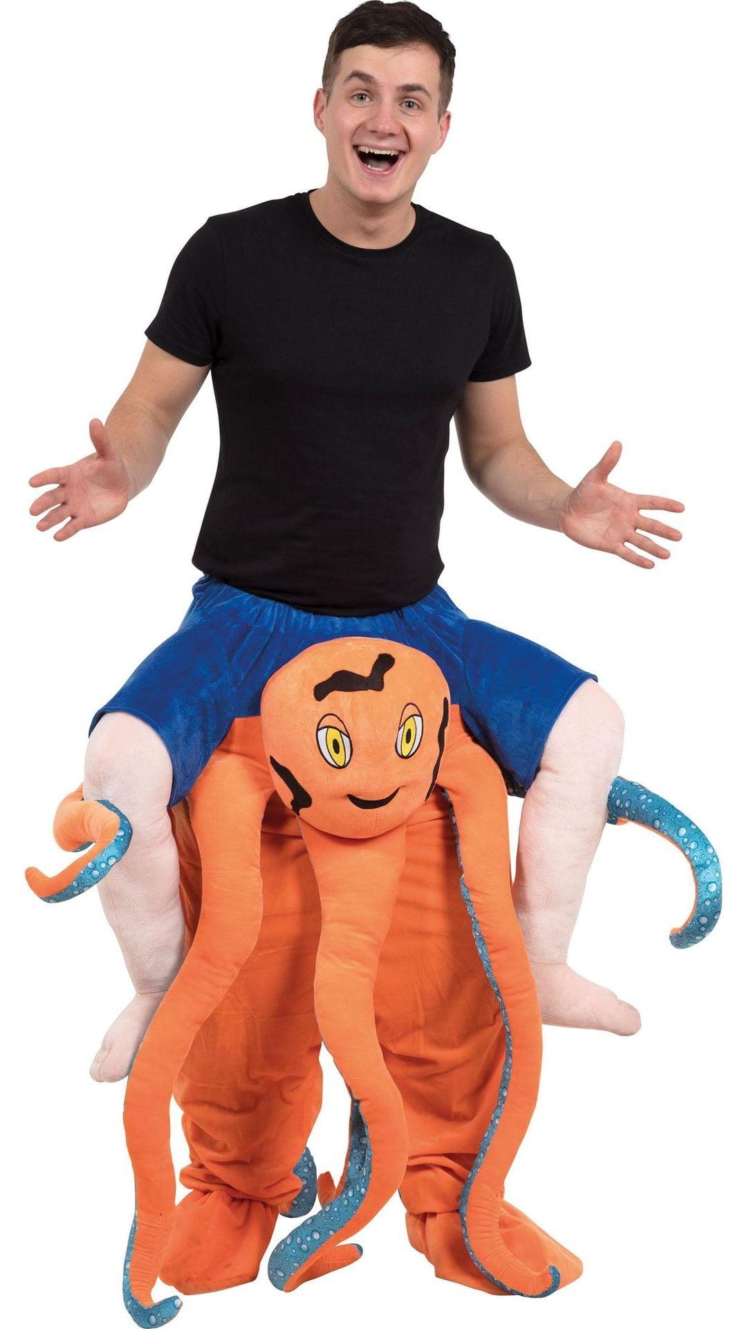 Instap octopus kostuum